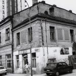 "Poslednja fotografija kafane ""Pariz"" i pekarske radnje"