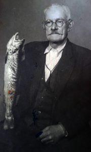 Leka Dulanović Kovač i strastveni ribolovac