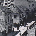 """Deo nekadašnje ulice gde se nalazi """"Mali Trg"""
