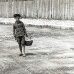 Brzi Semenkar kad je bio dečak 1939. godine