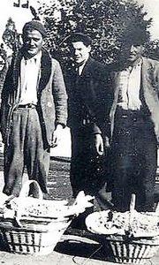 Brzi Semenkar sa kolegama 1970. godine.