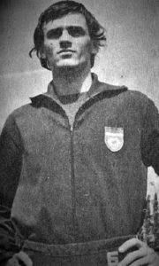 Dragan Vasović na vrhuncu karijere