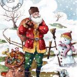 Retka ilustracija srpskoga Božić Bate