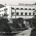 Hotel Zlatibor u kome je bio Tišma