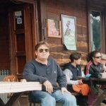 Godine 1998. tokomu istraživanja za hronologiju Užičke Šezdesete, u Kafani planinarskog doma naTorniku.
