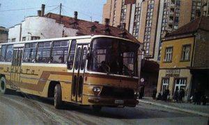 """Blok """"Zlatibor"""", nekadašnja autobuska stanica"""