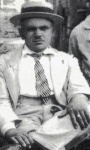 Vitomir Kovačević u vreme kada je se bavio istraživanjem ruda