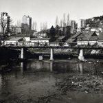 Nekadašnji drveni most