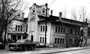 Sokolana 1971. godine.
