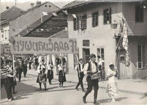 Do izgradnje satelitske stanice Ivanjica je bila poznata po Nušićijadi