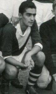 Mladi Mišo Zarić, jedna od Slobodinih fudbalskih zvezda