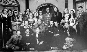 Predstava Tartif 1949. godine