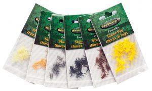 Neki proizvodi za mušičarenje koje proizvodi Srđanovo preduzeče Hemingway's.