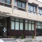 Kada je napravljen Trg partizana Narodna biblioteka je preseljena u zgradu Društvenog doma. U toj zgradi se i danas nalazi