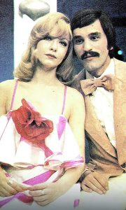 Jubilarni program u boji na Drugom TV Beograd vodili su Dragan i Milena