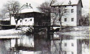 Dragova i Zrnjova vodenica početkom sedamdesetih su još mlele, najviše projino brašno