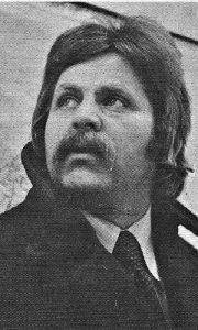 Popularni Lubivoje Ršumović 1972. godine