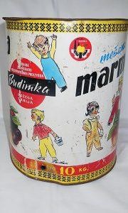Budimkina Mešana mermelada u pakovanju od 10 litara