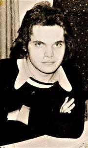 Novembar 1972. Disko džokej Kovač u Radio Krgujevcu