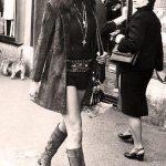 Vruće pantalonice su se pojavile u Užicu kad i u Beogradu, nosila ih manekenka užičanka