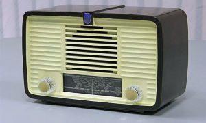 Prvi radio moje porodice, mali radio Šumadija 54