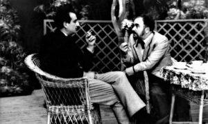 Fotografija sa predstave Ujka Vanja 1963. godine