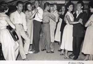 . Žurka u Prohorova potkrovlju 1956. godine