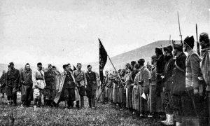 Osnivanje Proleterske brigade u Rudom 1941