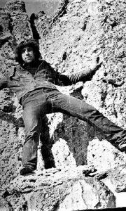 Mitar Tucovic – Beli The te 1973. godine na Starom gradu