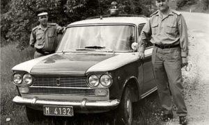 Milicija u akciji u prvoj polovini sedamdesetih godina 20 veka