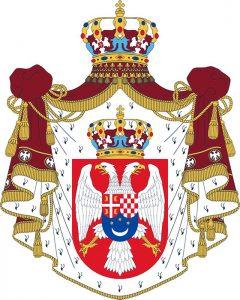 Grb Kraljevine Srba, Hrvata i Slovenaca