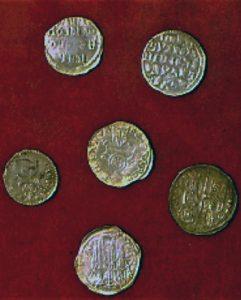 Detalj iz vredne Pribove numizmatičke zbirke u užičkom muzeju