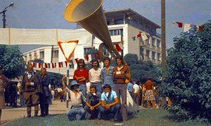 Krejzi vilidž bend – Ludi seoski orkestar pored čuvene trube u Guči