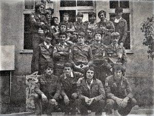 Užički brigadiri u Nišu 1973.
