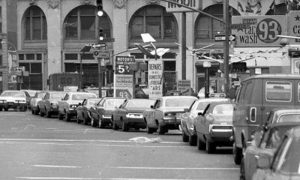 Red za benzin u Njujorku