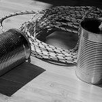 Akustični telefon