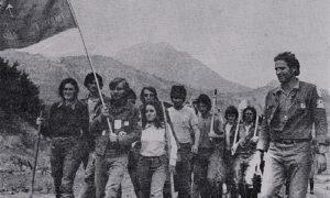 Brigadiri na planini Jabuci