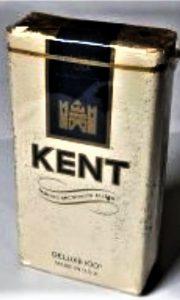 """Kent"", tada najskuplja luksuzna YU licencna cigareta"