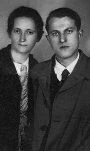 Andrija Đurović sa sestrom Olgom