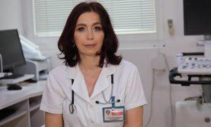 Doktorka Jelena Raković Radivojević