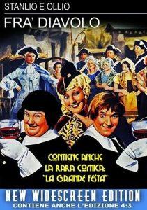 Filmski plakat za film Fra Đavolo
