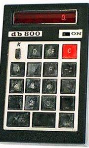 Prvi evropski kalkulator-digitron koji je rađen u Jugoslaviji