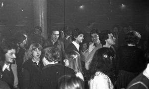 Na podijumu diskoteke Omladinskog kluba