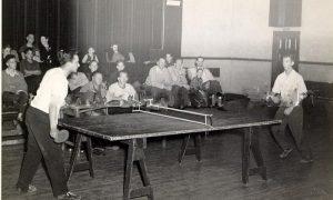 Početak Ping Ponga u Užicu započeo je u Sokolani