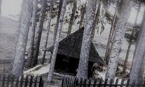 Najmanja crkva brvnara na Zlatiboru-Murtenica