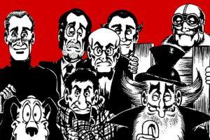 """. Glavni junaci kultnog stripa """"Alan Ford"""""""
