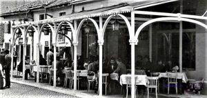 Stara kafana u Ivanjici 1975
