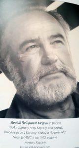 Slikar Dragić Petrović Medoš